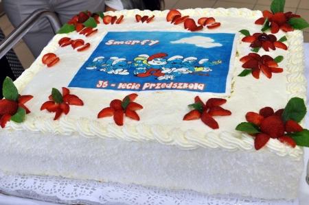 35-lecie Przedszkola Publicznego Smerfy w Nowej Wsi