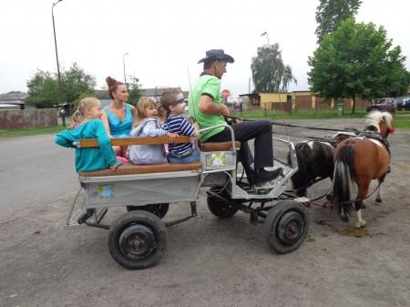 Zakończenie projektu Wesołe przedszkolaki w Gminie Gizałki